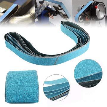 Grit Sanding Belt Magnate Aluminum Oxide - 1PCs by Unknown