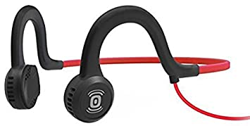 8481b5c976 AFTERSHOKZ Sportz Titanium Bone conduction Casque audio à conduction  osseuse pour activités sportives