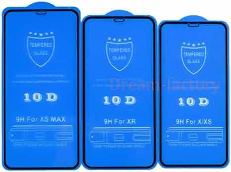 500 PCS Wholesale Bulk Lot of 500 PCS Premium Tempered Glass Screen Protector for iPhone 6 6s Ultra Thin Oleo-phobic 9H Hardness HD Clear EcoTEK Premium Tempered Glass for iPhone 6 Pack Lot of 500x