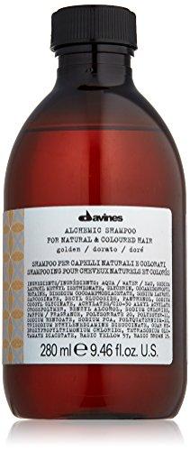 Davines Alchemic Shampoo, Golden, 9.46 fl. oz.