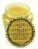 Tyler Glass Jar Candle – 22 Oz Long Burning Scented Candle – Homecoming Fragrance