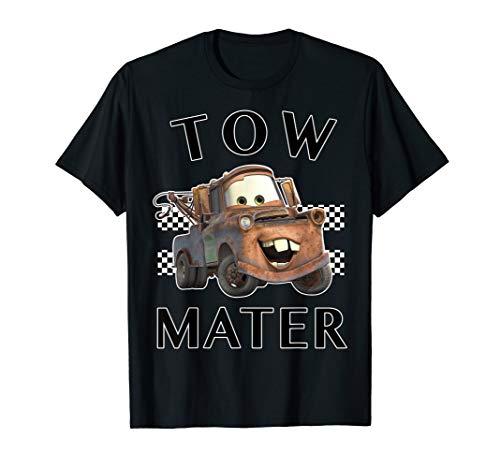 Disney Pixar Cars Tow Mater Finish Graphic T-Shirt