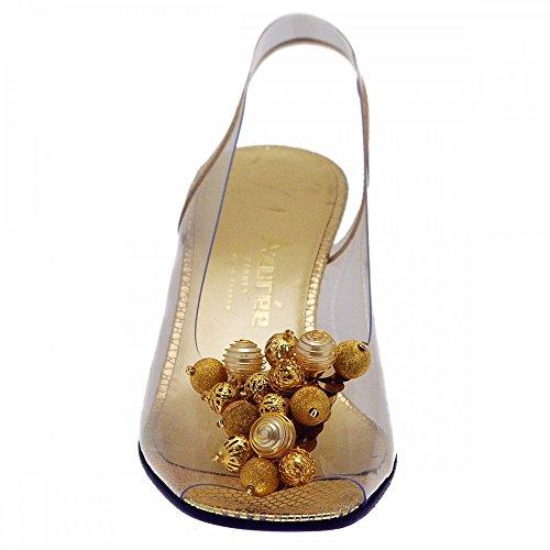 Sandal 2 Guld 2 Guld Sandal Azuree Kile Azuree Kile UzS1qww