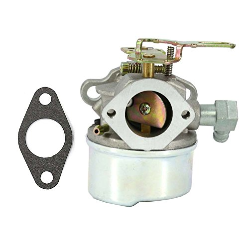 Annpee Carburetor for Tecumseh 632107 632107A 640084 640084A 640084B Snowblowers HSK40 HSK50 HS50 LH195SP with Gasket