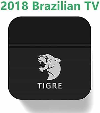 2018 Tigre Canais Brasileiros Filmes Brazilian Channels Movies TV