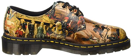 Dr. Martens Mens 1461 Dantonio Moda In Pelle Oxford Multi