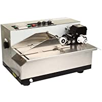 Automatic Solid Ink Printing Machine Coding Machine Date Coding Machine Date Printer Tags Coder (110V)