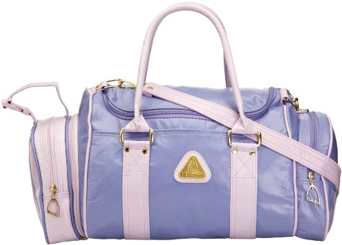 Head St Tropez Holdall - Lilac/Pale Pink