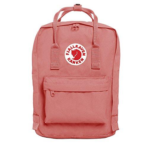 Fjallraven - Kanken Laptop 13 Bag, Heritage and Responsibility Since 1960, Pink, OS
