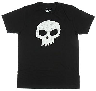 Toy Story Disney Mens Sid Skull T-Shirt