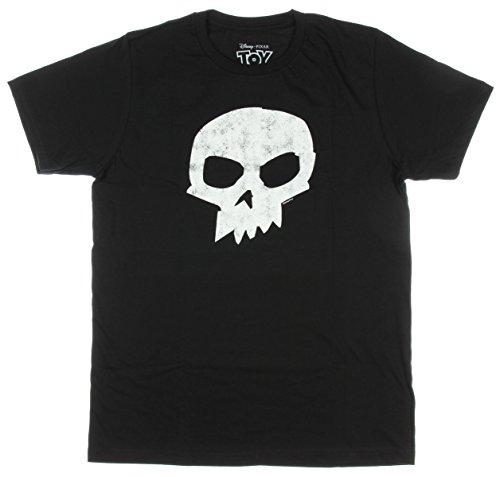 Toy Story Disney Mens Sid Skull T-Shirt Medium ()
