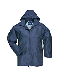 Portwest Men's Classic Rain Jacket