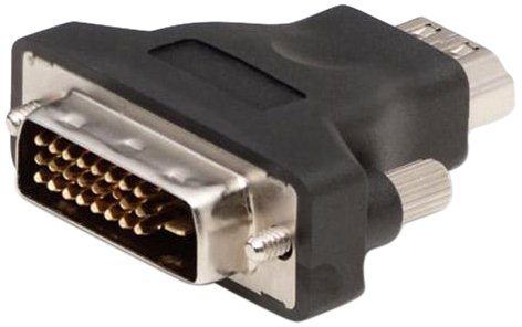 Belkin DVI-D to HDMI Male to Female Dual-Link Adapter (Supports HDMI 2.0) by Belkin