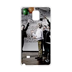Beatsteaks Samsung Galaxy Note 4 Cell Phone Case White Customized Toy pxf005_9725686