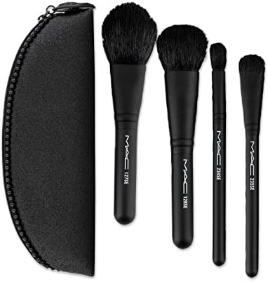 Mac – Kit de pinceles de maquillaje extragrandes: Amazon.es: Belleza