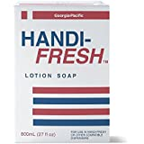 Georgia-Pacific 48113 Handi-Fresh Liquid General Purpose Soap, 800 mL (Case of 12 Boxes)