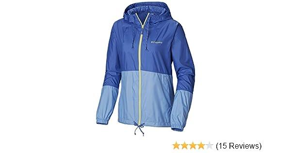 d8834ccfdd Columbia Women's Flash Forward Windbreaker Jacket at Amazon Women's  Clothing store: