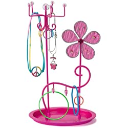 3C4G Flower Jewelry Holder