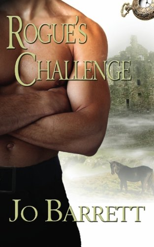 book cover of Rogue\'s Challenge