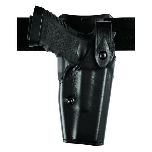 - Safariland 6285 SLS Low-Ride 1.5' Drop Level-II H&K USP 45C Holster, STX Black Basket Weave, Right