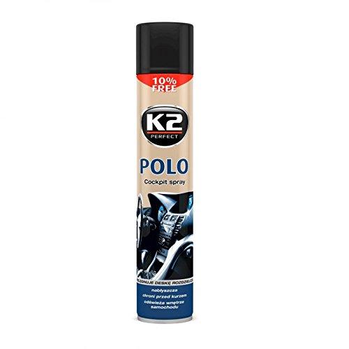 Fahren Dashboard Spray Clean & Shining Cockpit Car Interior Refreshment 750mL K2 Polo