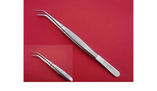 Amazon com: CANDURE? - London College Tweezers Dental Surgical
