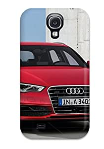 XiFu*MeiChrislmes Case Cover For Galaxy S4 - Retailer Packaging Audi A3 20 Protective CaseXiFu*Mei