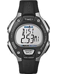 Timex Ironman Class Move 50 Plus Activity Tracker TW5K86300F5 Midsize Black Watch