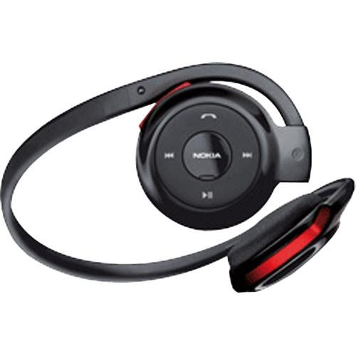 nokia bh 503 bluetooth stereo headset amazon in electronics rh amazon in Black Headphones Nokia Bluetooth Earpiece