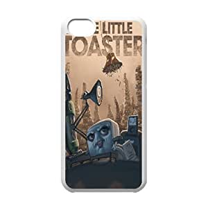 iPhone 5C Phone Case Brave Little Toaster G93949