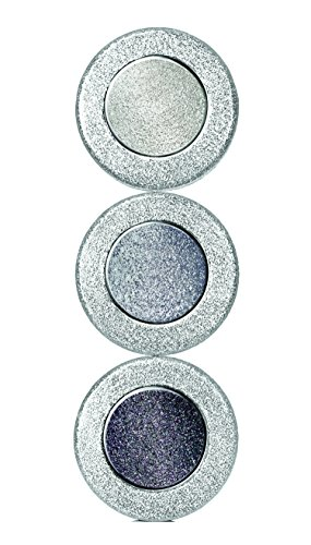 Physicians Formula Shimmer Strips Extreme Shimmer Gelcream Shadow and Liner Trio, Smoky Eyes, 0.17 Ounce