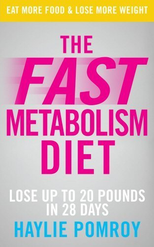 Fast Metabolism Diet Fat Burning Paperback product image