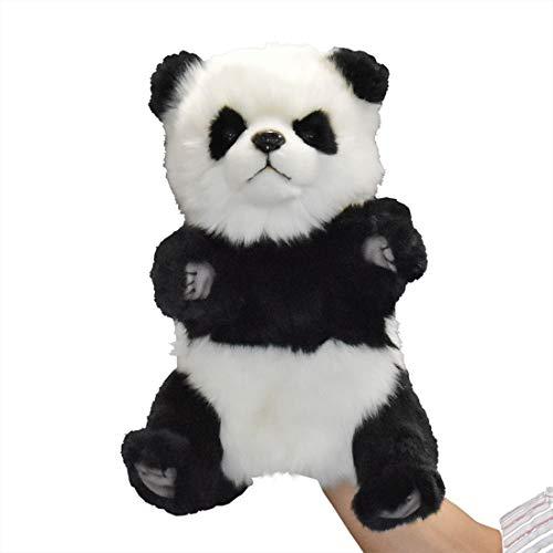 Hansa Toys USA 7165 Plush Hand Puppet Panda from Hansa