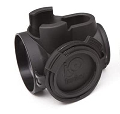 Tango Down iO Protective Optic Cover for Trijicon MRO iO-002 Made In The USA (Black) from Tango Down