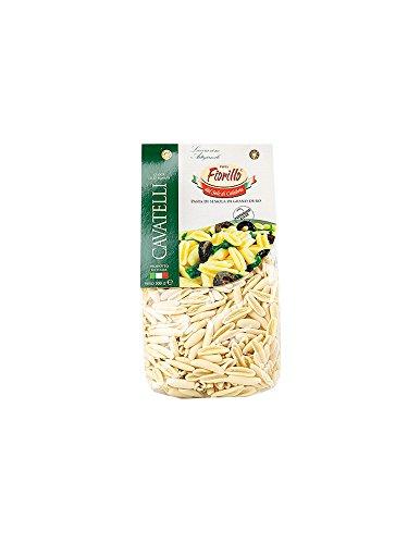 CAVATELLI FIORILLO 500GR PASTA ITALIANA GOURMET EXTRUIDA EN BRONCE: Amazon.es: Alimentación y bebidas
