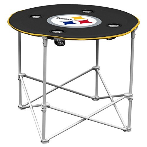 NFL Pittsburgh Steelers  - Round Table by Logo Brands