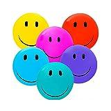 18'' Smile Face Bounce Ball (48/Cs)