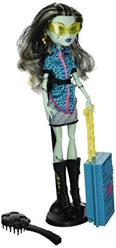 Monster High Scaris Frankie Stein Doll ()