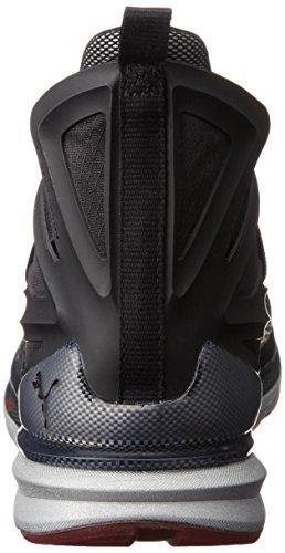 Puma Ignite Limitless Xtreme Hitec 190156-01 Herren Schuhe High Top Sneaker Männer Schuhe Turnschuhe Textil Evertrack Sportschuhe Puma Black