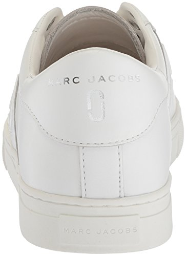 Sneaker Sneaker A Catena Con Catene Impero Di Marc Jacobs Bianco