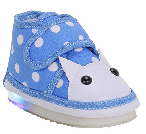 CHIU Kids LED Light Shoes with Chu Chu