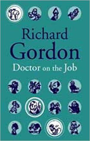 richard gordon doctor books
