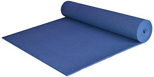 YogaAccessories (TM) Extra Wide / Extra Long 1/4'' Deluxe Yoga Mat