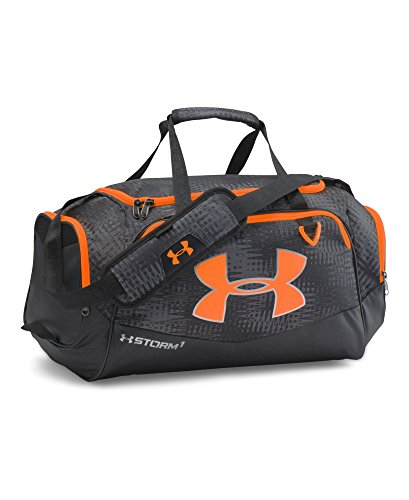 Under Armour Storm Undeniable II One Size Small Duffel - Graphite/Black