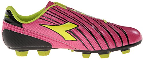 Zapatillas Diadora Mujeres Solana Soccer Cleat Magenta / Yellow