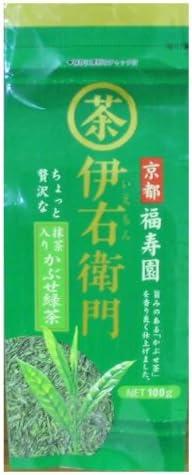 伊右衛門 抹茶入りかぶせ緑茶 100g