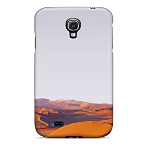 Steptone Case Cover For Galaxy S4 - Retailer Packaging Sand Dune In The Desert Protective Case