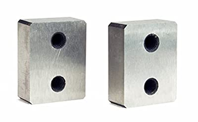 "Replacement Cutter Jaw Blades (2) for SDT-RBC08 Portable Hydraulic 1"" Handheld Electric Rebar Cutter"