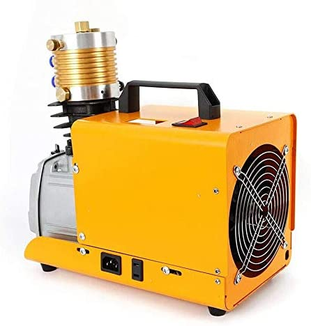 1800W Bomba de aire Bomba el/éctrica de alta presi/ón 220V del compresor de la bomba de aire 4500psi de PCP