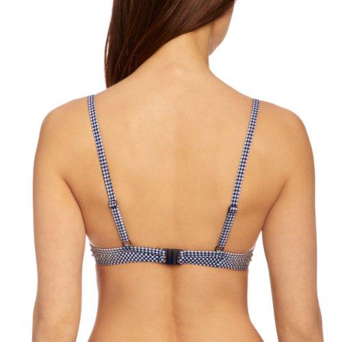ESPRIT Bodywear - Traje de natación para mujer Azul (Dg)